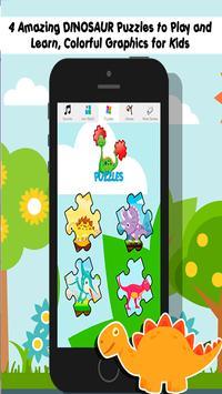 Dinosaur Games For Toddlers: screenshot 2