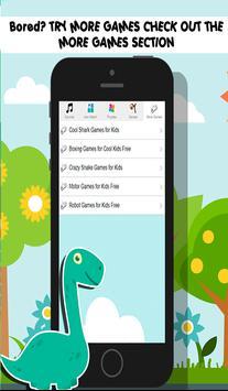 Dinosaur Games For Toddlers: screenshot 3