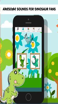 Dinosaur Games For Toddlers: screenshot 4
