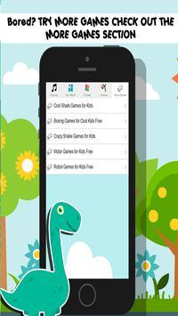 Dinosaur Games For Toddlers: screenshot 8
