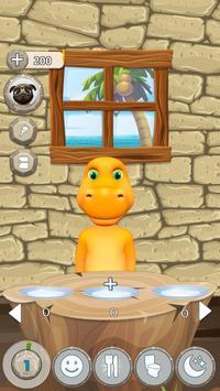 My Talking Dinosaur Ross screenshot 1