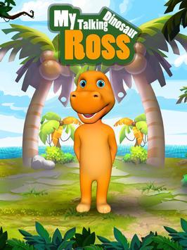 My Talking Dinosaur Ross screenshot 7