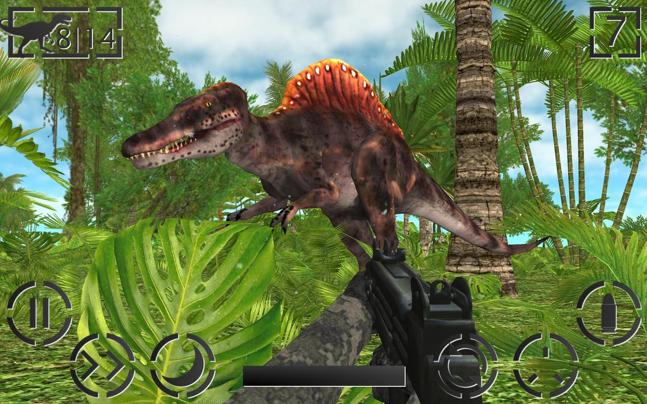 Dinosaurier Games