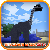 Dinosaur Mods For Minecraft icon