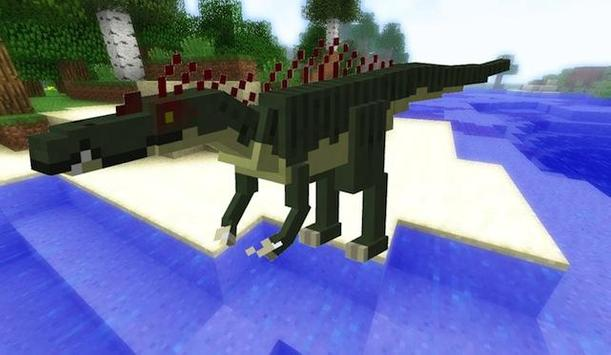 Dinosaur Mods For Minecraft screenshot 1