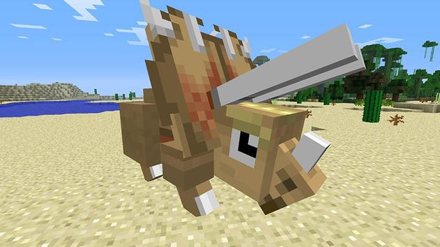 Dinosaur Mods For Minecraft screenshot 7