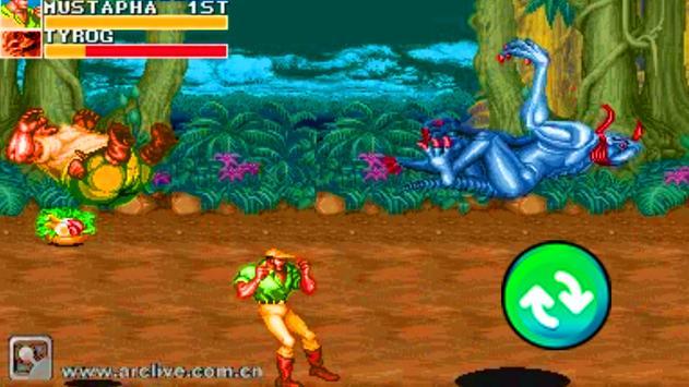 Cadillacs game of dinosaurs apk screenshot