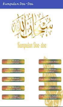 Kumpulan Doa poster