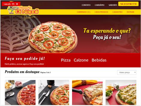 Di Napoli Premium - Pizzaria screenshot 2