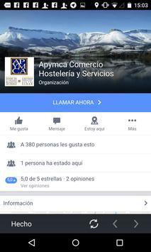 APYMCA apk screenshot