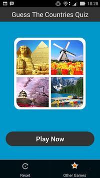 Guess The Countries apk screenshot