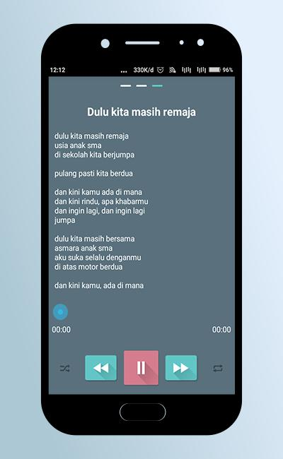 Ost Dilan 1990 + Lirik for Android - APK Download