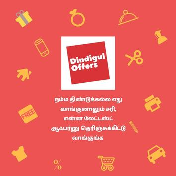 Dindigul Offers poster