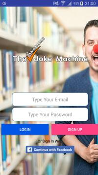 The Awesome Joke Machine poster