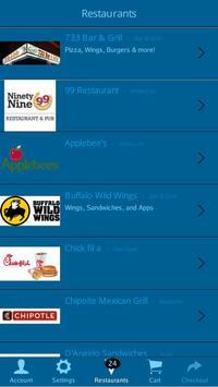 Dine In Deliver apk screenshot