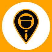 Taxi Line icon
