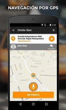 Chofer Sion screenshot 2