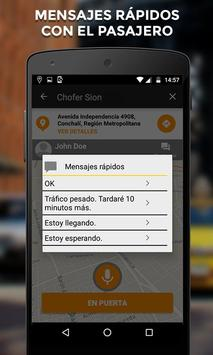 Chofer Sion screenshot 3