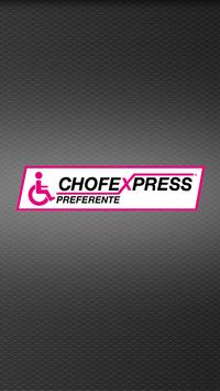 Chofexpress Preferente Taxista poster