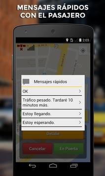 Taxi Wayra Taxista screenshot 4