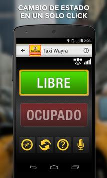 Taxi Wayra Taxista screenshot 1