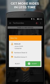Technorides Asia Driver screenshot 1