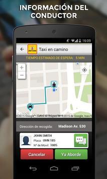 Taxi Wayra screenshot 3
