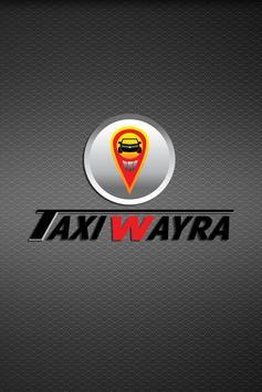 Taxi Wayra poster