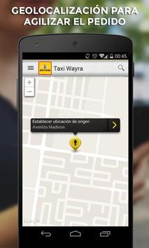Taxi Wayra screenshot 1