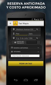 Taxi Wayra screenshot 2