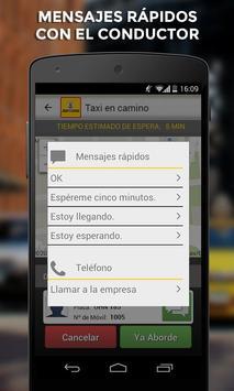 Taxi Wayra screenshot 4