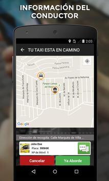 APP TAXITEL PLUS screenshot 2