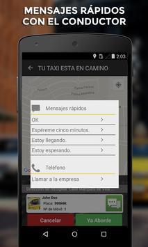 APP TAXITEL PLUS screenshot 3
