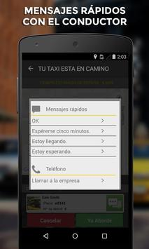 Blue Cab Taxi Express screenshot 3