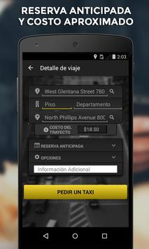 Blue Cab Taxi Express screenshot 1