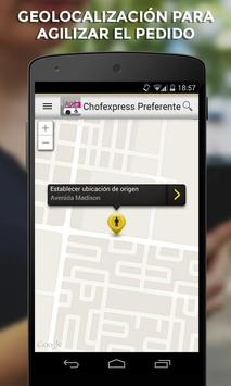 Chofexpress Preferente screenshot 1