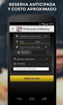 Chofexpress Preferente screenshot 2