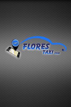 Flores Taxi poster