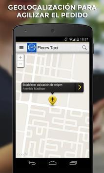 Flores Taxi screenshot 1
