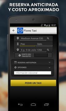 Flores Taxi screenshot 2