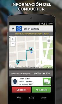 Flores Taxi screenshot 3