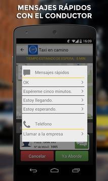 Flores Taxi screenshot 4