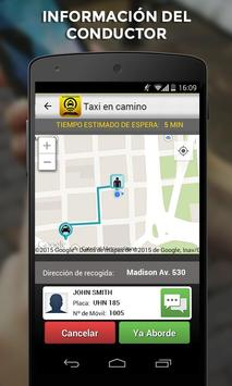 Taxi Limatambo screenshot 3