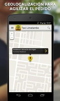 Taxi Limatambo screenshot 1