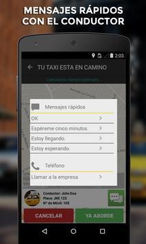 Móvil Sion screenshot 3