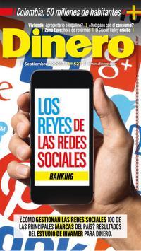 Revista Dinero poster