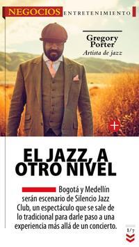 Revista Dinero screenshot 3