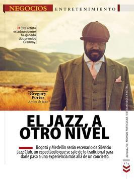 Revista Dinero screenshot 8