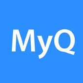 MyQ reader icon