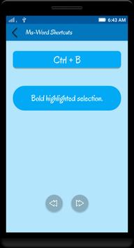 Computer Shortcut Keys screenshot 2
